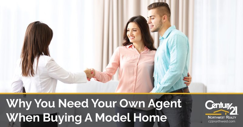Why You Need Your Own Agent When Buying a Model Home
